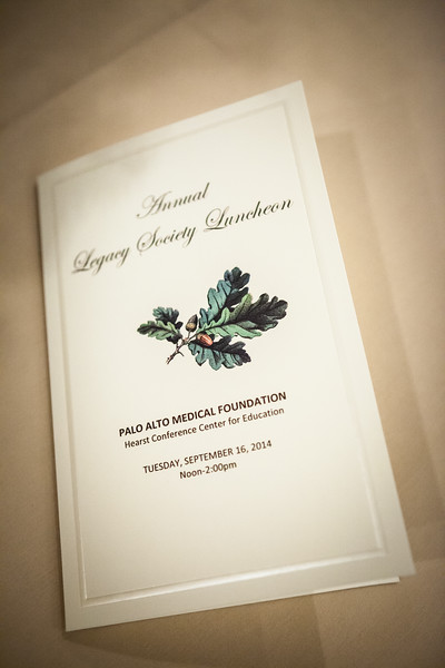 Legacy Luncheon 2014