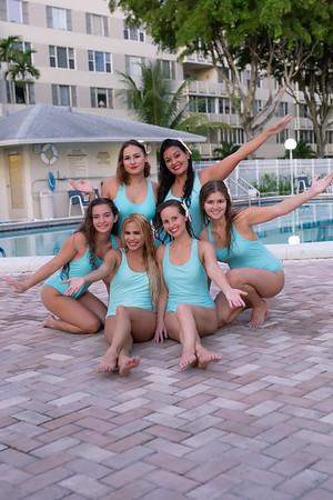 Aquamermaids Underwater Photo Shoot