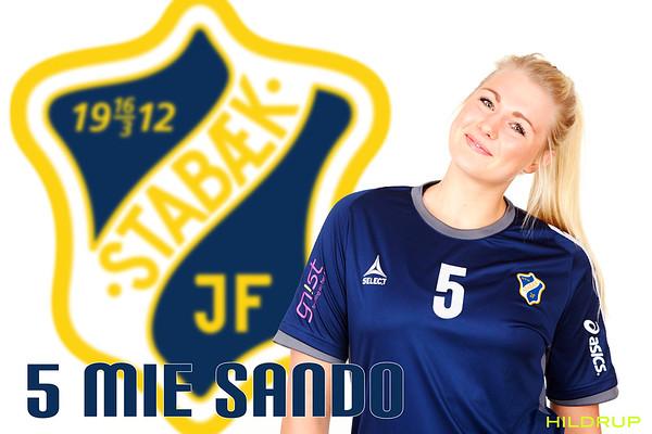 Mie Sando 2015-2016