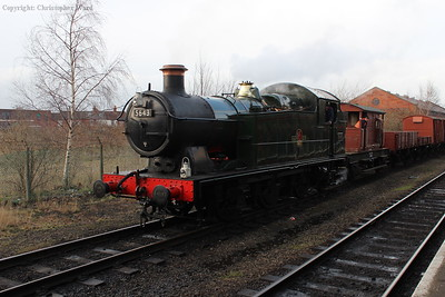 Winter Steam Gala - January 2014
