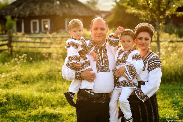 Ședință foto familie Ancuța Corlățan