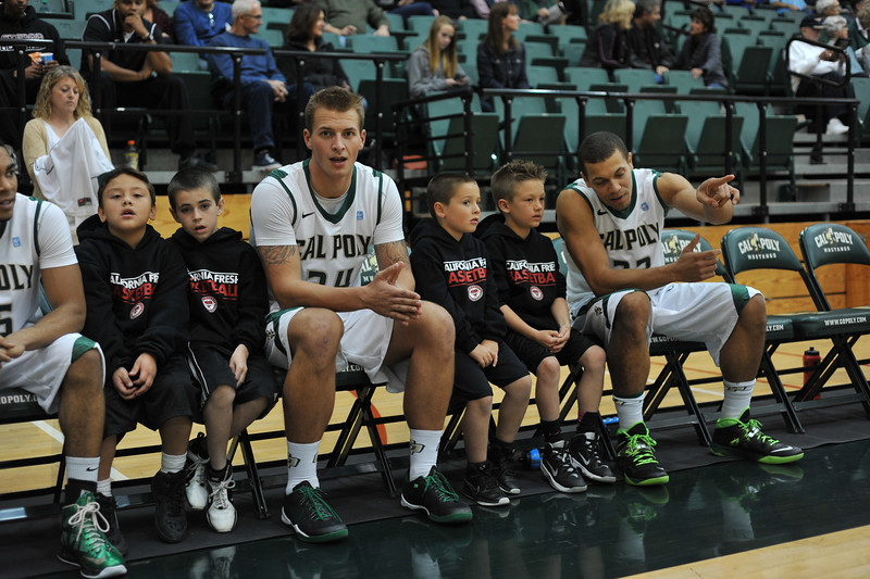 5 Cities Youth Basketball at Cal Poly