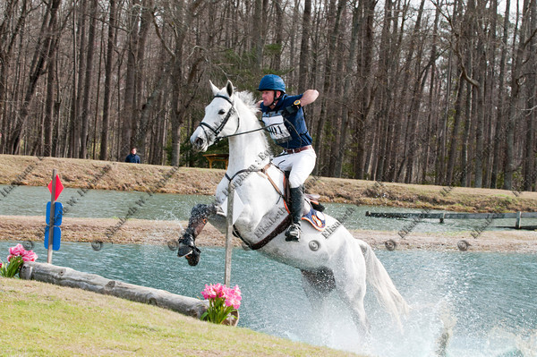 Pine Top Spring Advanced Horse Trials - February 25, 2012
