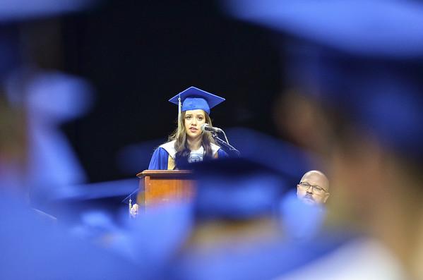 Noble HS Graduation 2017