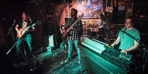 2018-05-21 Andy Coe Band