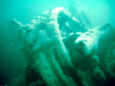 San Diego Dive on the Yukon Wreck