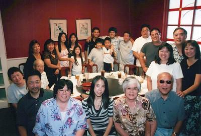 9-10-2006 Kanamori Birthday @ Panda Inn, La Palma, CA