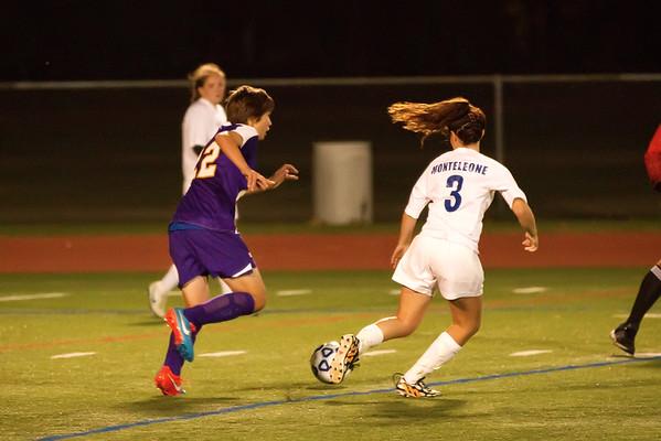 Girls vs Haldane Regionals