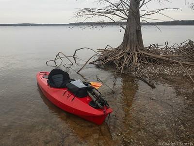 Point 65 N, Martini, Kayak