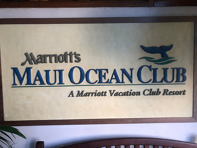 Marriott's Maui Ocean Club Feb. 26, 2019