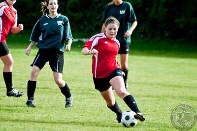 2010 Sr. Girls Soccer