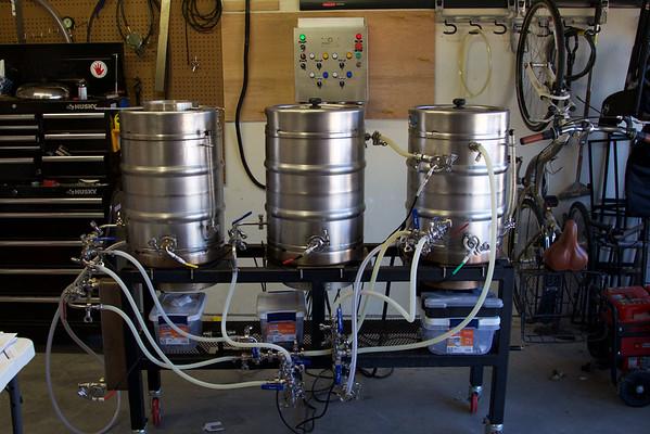 Pale Ale Brew Day 11-29-14