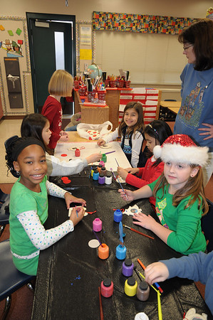 Ridgewood 2nd Grade Christmas Party