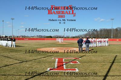 2013 FHS Baseball JV