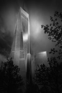 World Trade Center & Lower Manhattan - May 2016