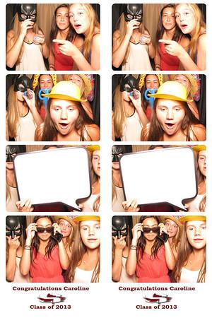 Caroline's Grad Party