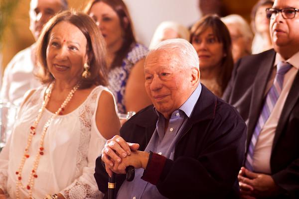 Marco Tulio Henriquez 100 años