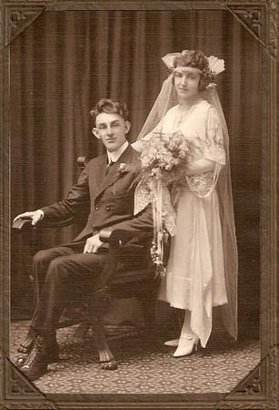 Joseph Harvey Family