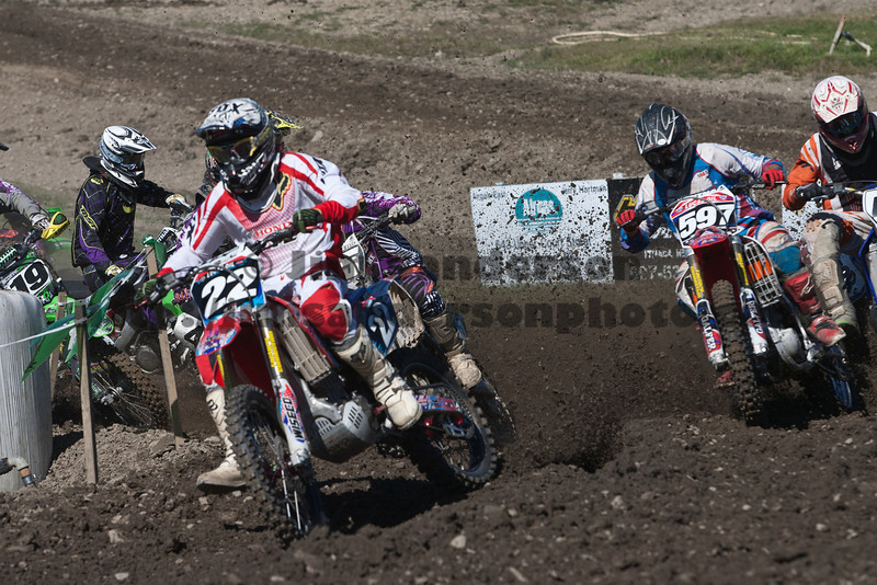 29th Annual New York State Motocross Championships, Day 2, September 18, 2011, Broome-Tioga Sports Center