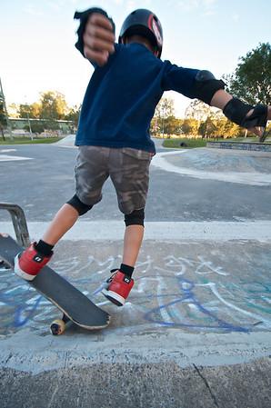 Woodridge Skate Park