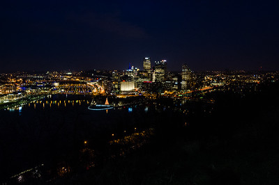 2015 Pittsburgh at Night