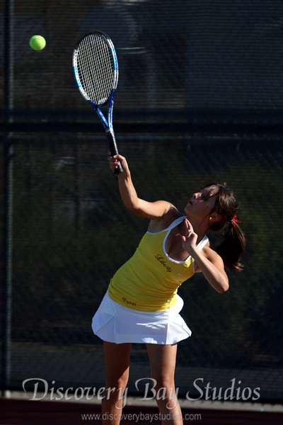 Liberty Girls Tennis 2009