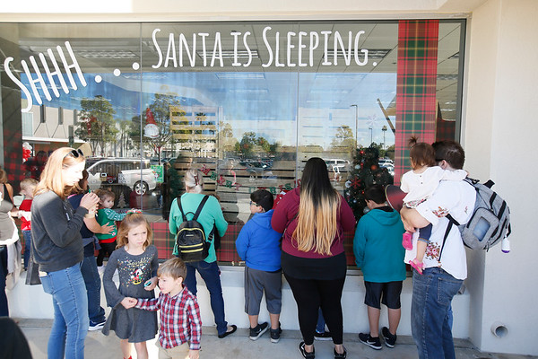 Clairemont Town Square - Wake Up Santa! - Dec 15, 2018