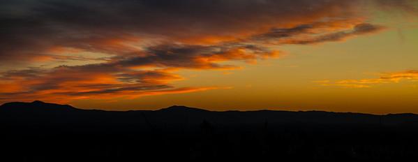 Cowles Mountain - Double Sunrise - 2012