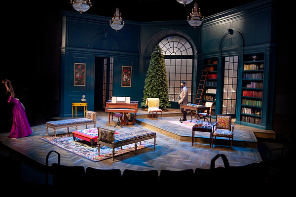 MISS BENNETT: CHRISTMAS AT PEMBERLEY (Milwaukee Repertory Theatre)