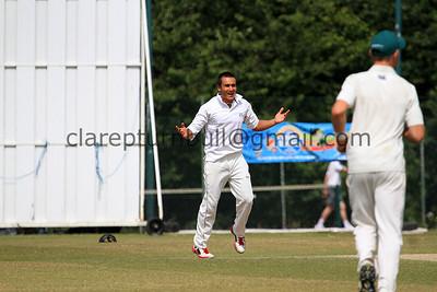 Cricket Horsham v 3 Bridges QF Sx Cup 14 07 13