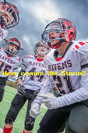 115 vs Rancocas Valley Patriots 10.28.2018