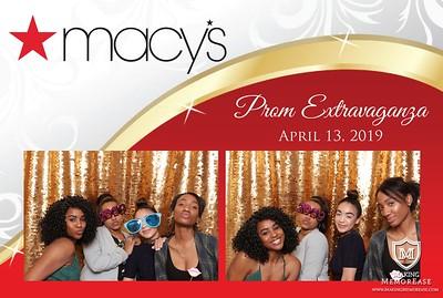 Macy's Prom Extravaganza