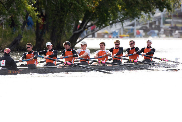2008 Head of the Charles ~ Lightweight Men's Eights