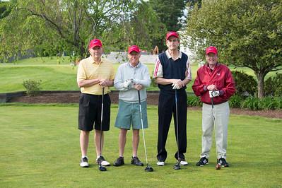 5/2016: Alumni Golf Outing 2016