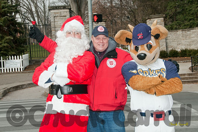 The Salvation Army - Christmas Give-Away   - &  -  Bell Ringing - 2010