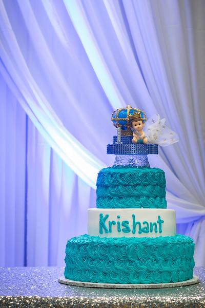 Krishant's 1st Birthday Bash