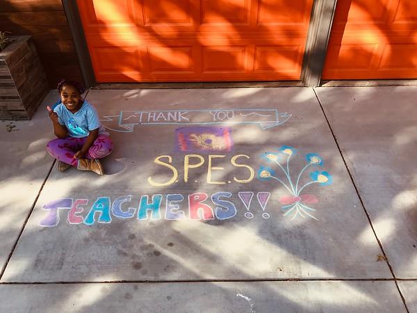 1st grade Teacher Appreciation 2020