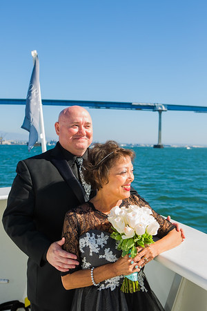 Rosemary & Jimmy | Hornblower Crusies
