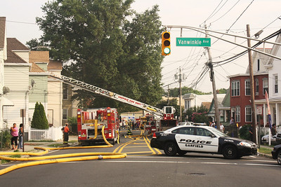 Garfield General Alarm Fabor Pl . & River Dr. 8-11-10