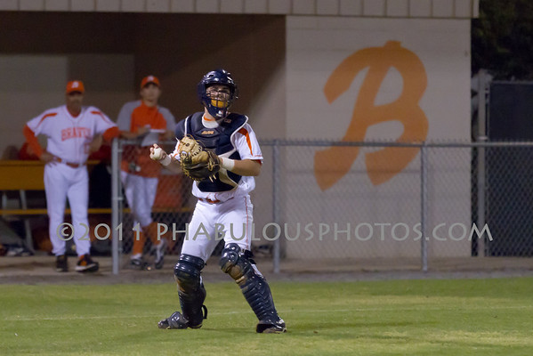 Varsity Baseball #1 - 2011