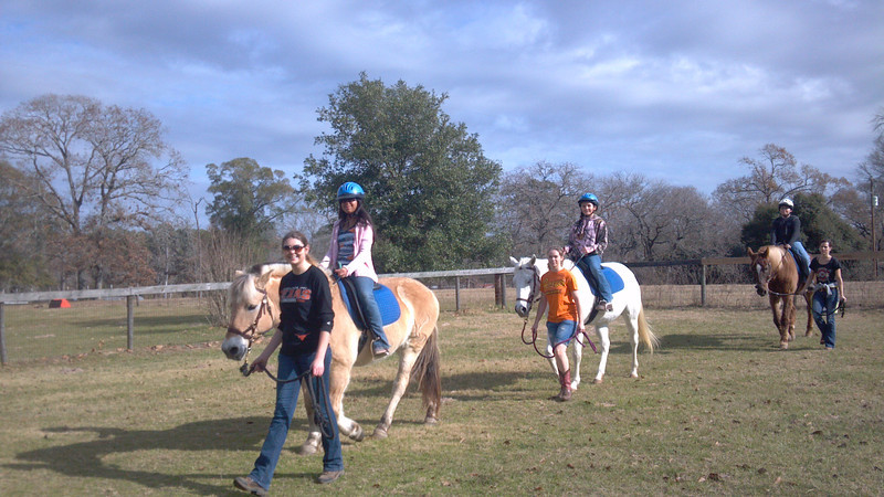 Waller Junior High School Everything Equine Club