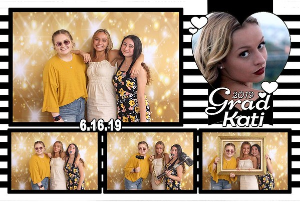 Kati's Graduation Party