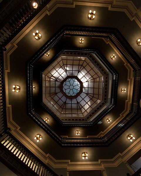 Johns Hopkins Hospital Interiors