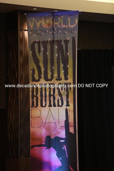 2018 Sunburst Ball