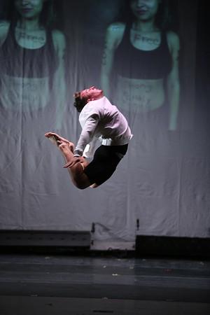 2015-11-04 Fall Dance Concert rehearsal