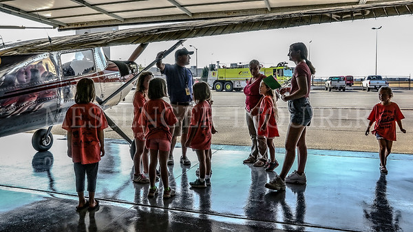 Girls Aviation Day - 9-28-19 - Messenger-Inquirer