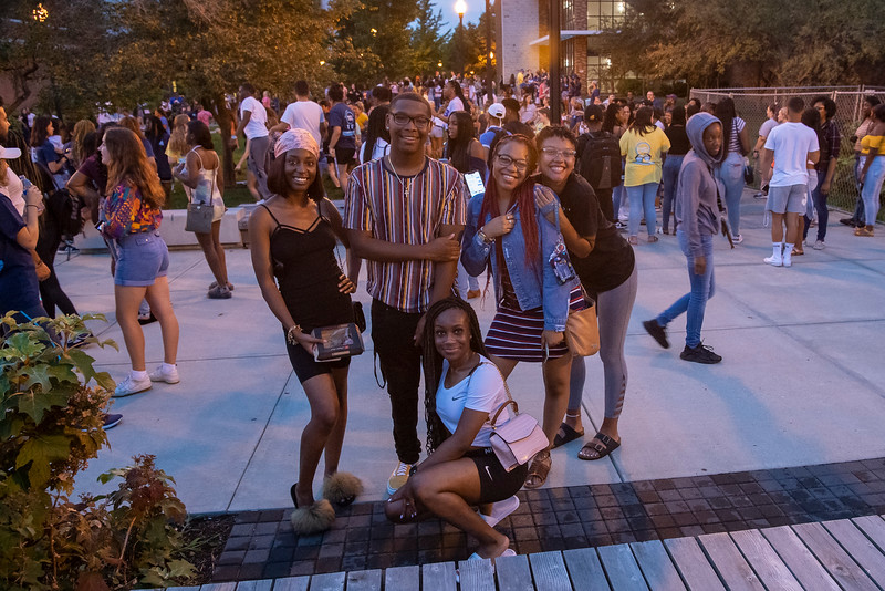 2019 Move In Weekend