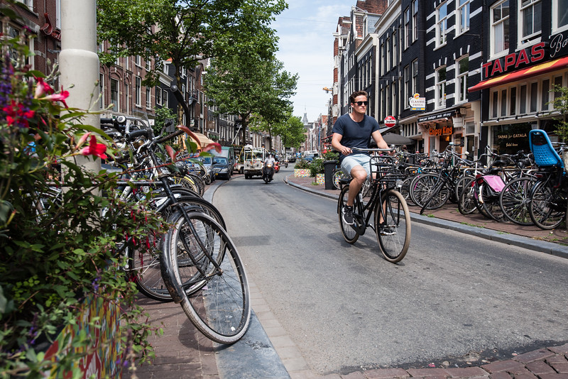 Day 15 - Amsterdam!!!, July 18th