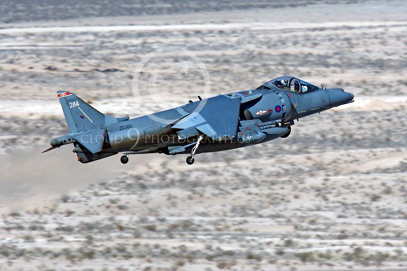BAE Harrier 00046 BAE Harrier British RAF ZD380 by Peter J Mancus.JPG