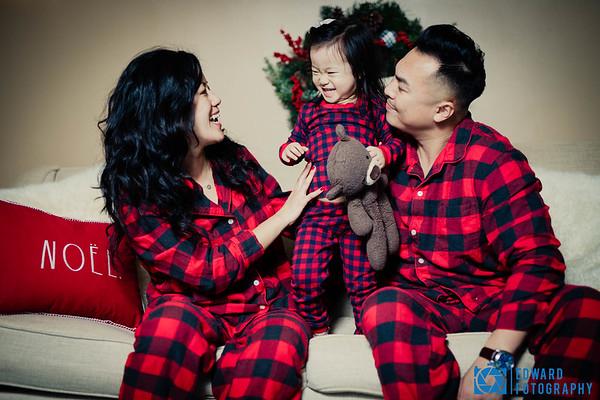 Family Love: Amy & Derek Holidays